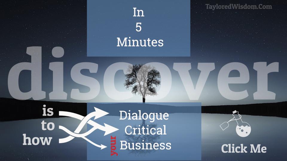 discover dialogue