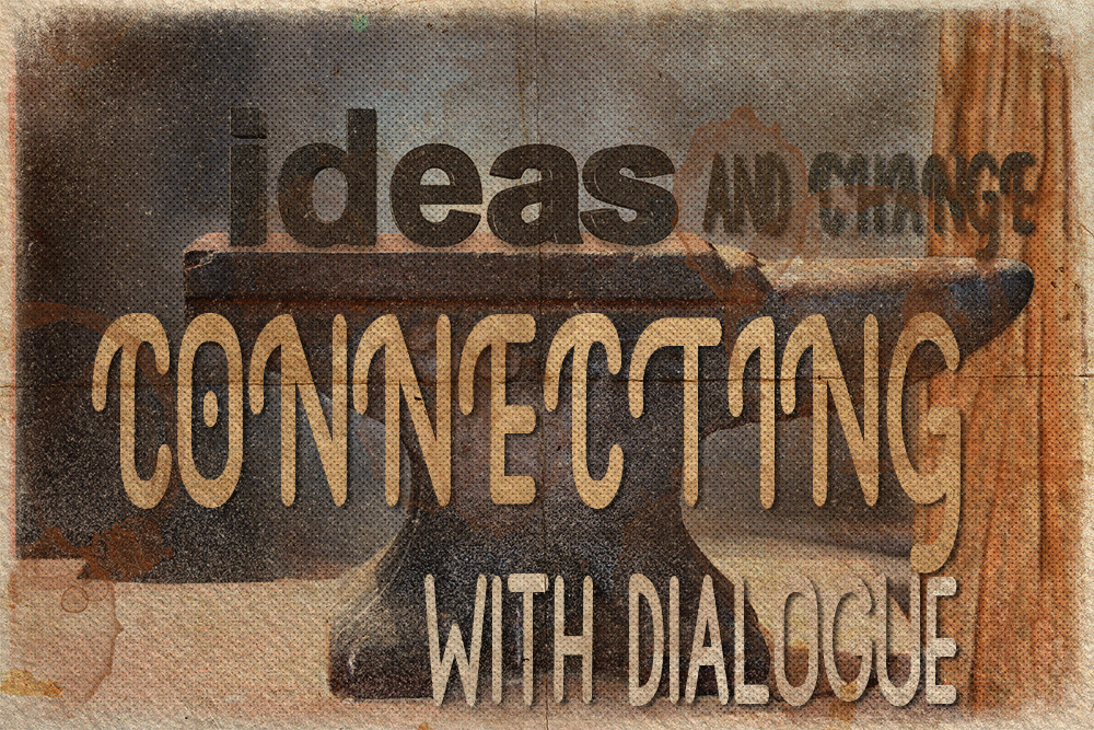 connecting with dialogue