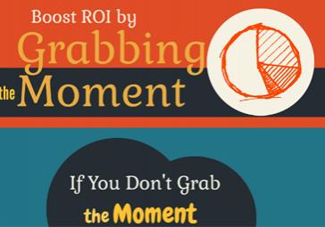 grabbing the moment